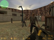 Mod Resident Evil для Counter Strike 1.6