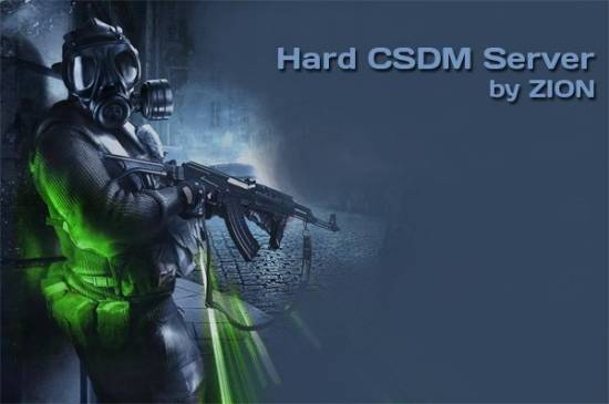 Hard CSDM Server by ZION