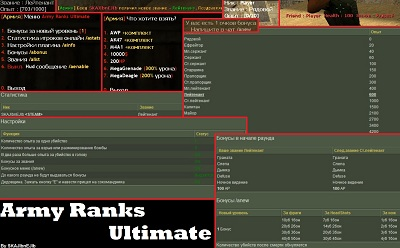 Army Ranks Ultimate