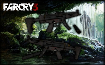 Far Cry 3 MP5