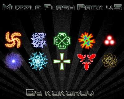 Muzzle Flash Pack v.5