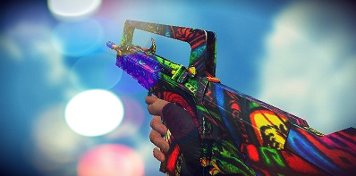 Famas Psychedelic Retexture
