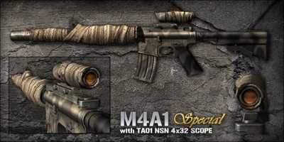 Point Blank M4A1