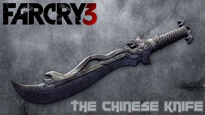 Far Cry 3 Chinese Knife