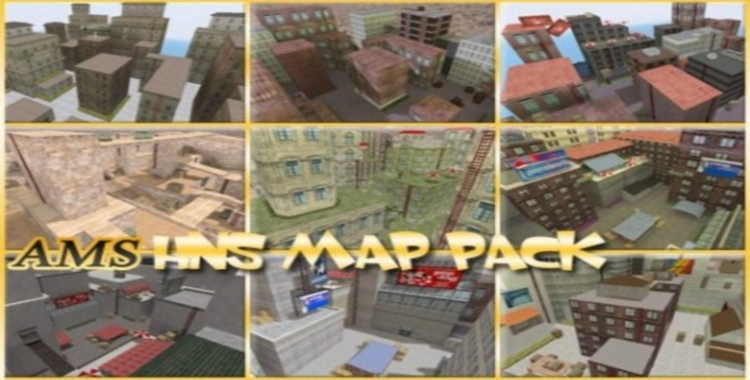 AMS Pack - Hide'n'Seek для CS 1.6